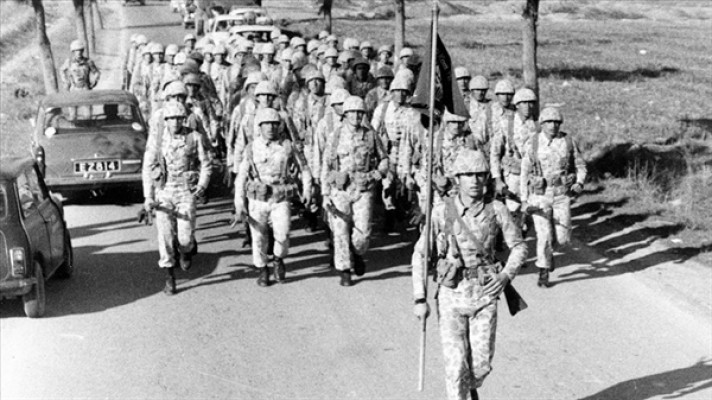 Kıbrıs Barış Harekâtı'nın ikinci aşamasının 47'nci yıl dönümü…