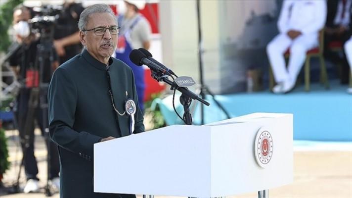 """""""Pakistan, Kıbrıs Türk'ü kardeşlerimizin yanındadır"""""""