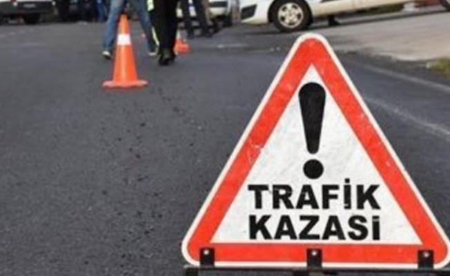 Son bir haftada 45 trafik kazası, 14 yaralı