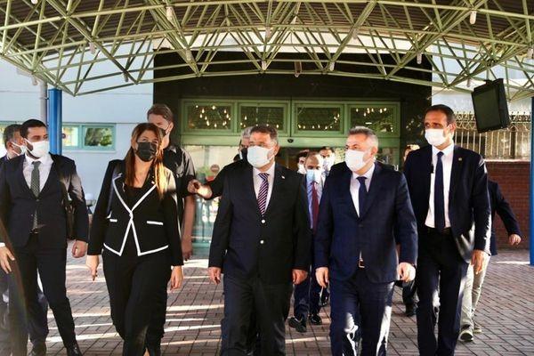 Başbakan Saner Pazartesi günü Fuat Oktay ile görüşecek