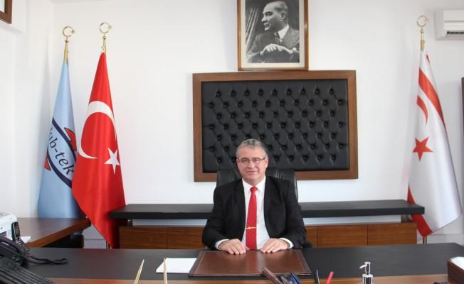 Büyükyılmaz: Kıb-Tek'e 26 kişi istihdam edilmedi