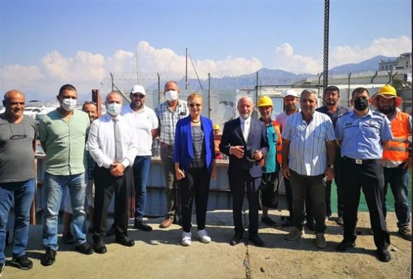 """""""Girne limanı ve bölgesinin çehresi değişecek"""""""