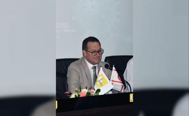 KTTO 2021 İkinci çeyrek ekonomi bülteni kamuoyu ile paylaşıldı