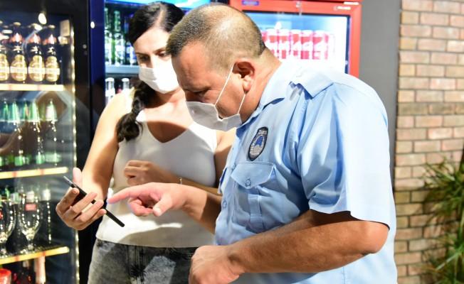LTB maske takmayana 440 TL para cezası kesiyor
