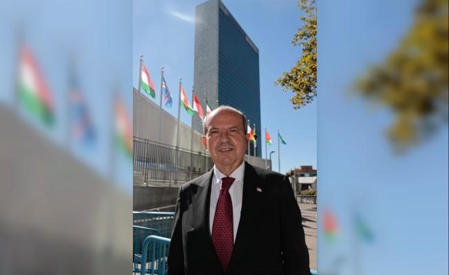 Tatar, Anastasiadis'in BM'deki konuşmasını eleştirdi