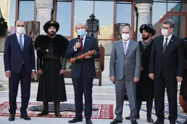 Tatar: Biz Osmanlı'nın torunlarıyız