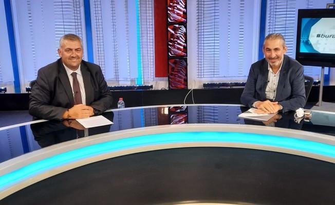 Tosunoğlu: DP'nin yükselişi rahatsız ettiği için hedef alındım