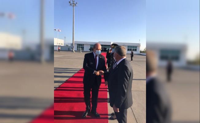 Cumhurbaşkanı Tatar Eskişehir'e gitti