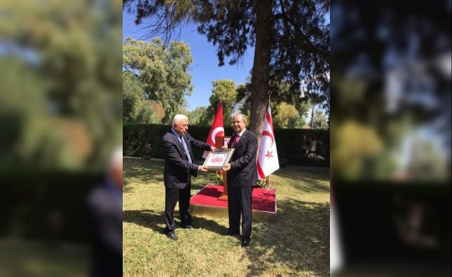 """""""Devlet kurduk, bu Kıbrıs Türk halkının ve Türkiye'nin başarısıdır"""""""