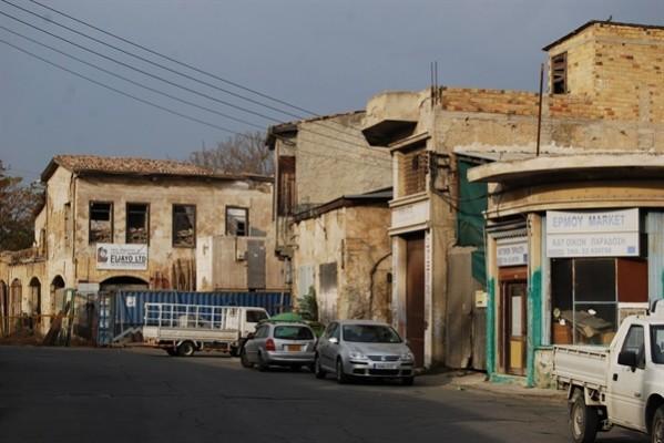 Kapalı Maraş'ta altyapı çalışmaları devam ediyor