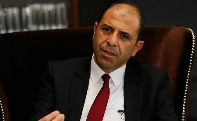 Özersay: Türkiye'ye 17 Milyon TL yerine 'boş çek' verildi...
