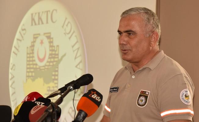 Sivil Savunma afet yönetimi ve müdahale tatbikatı toplantısı yapıldı