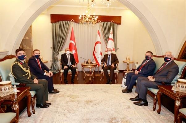 Tatar: Türkiye ve KKTC etle tırnak gibidir