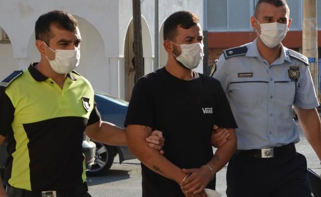 Zamir Dereseven mahkeme huzuruna çıkarıldı
