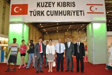 82. İzmir Enternasyonal Fuarı açıldı