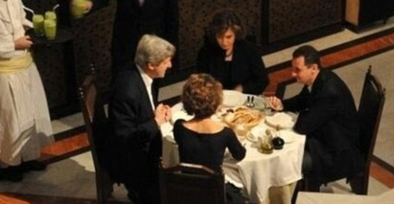 Amerika'da tartışmalara neden olan Esad fotoğrafı