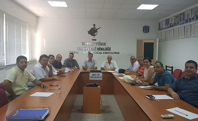 Kıbrıs Türk Cerrahi Derneği Genel Kurulu yapıldı