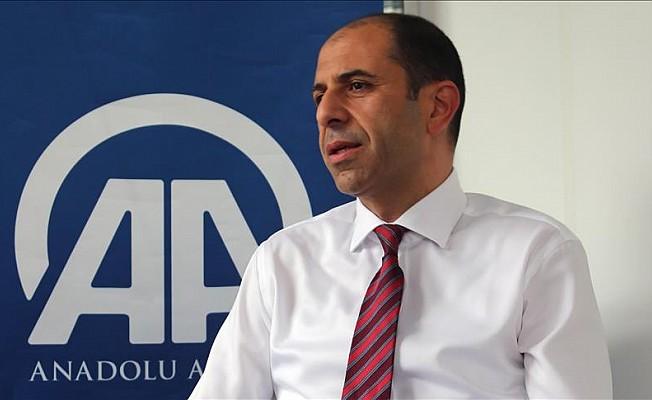 Özersay: Kıbrıs'ta artık yeni fikirlere ihtiyaç duyuluyor