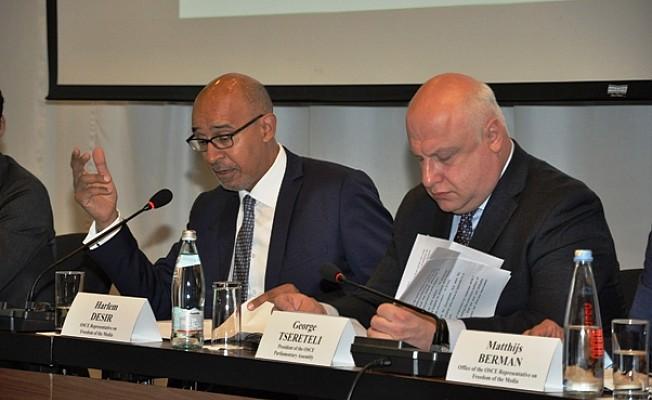 '15'inci Güney Kafkasya Medya Konferansı' Tiflis'te yapıldı