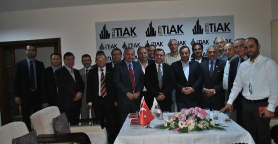 """Arabacıoğlu, """"Belediye'de verimliliği arttıracağız"""""""