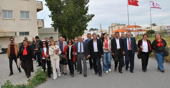 """Arabacıoğlu, """"Dinamik ekibimiz ve tecrübemizle sorunları çözeceğiz"""""""