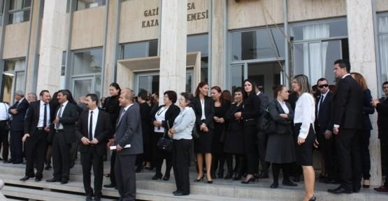 BAROLAR BİRLİĞİ GAZİMAĞUSA'DA EYLEM YAPTI