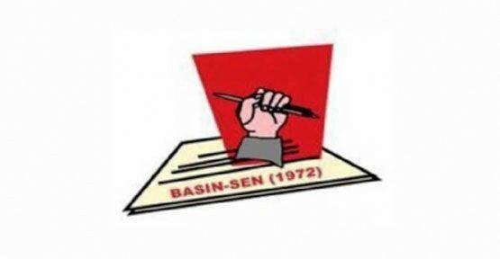 """""""BASIN ÖZGÜRLÜĞÜNE YAPILAN BİR DARBE DAHA"""""""