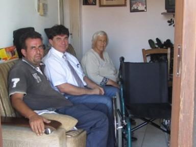 Bavyera K.K. Dostları Derneği'nden yardım