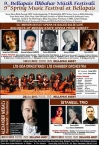 BELLAPAİS MÜZİK FESTİVALİ 18 NİSAN'DA BAŞLIYOR