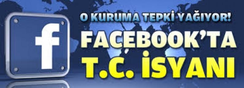 Binlerce Kişi Facebook'ta isminin başına TC yazıyor