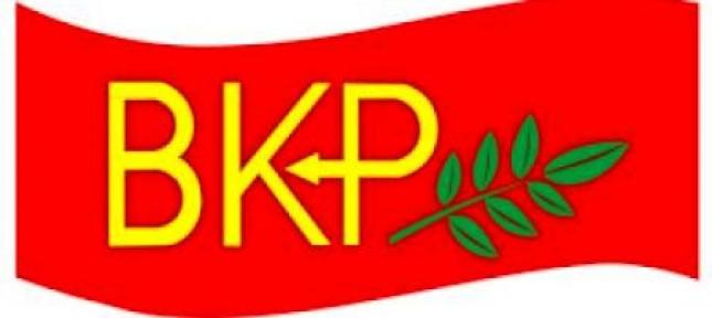 BKP'DEN ASKERLİK YASASINA ELEŞTİRİ