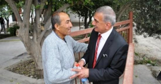"""""""ÇALIŞANLARIN SORUNLARI ÖNCELİKLE ELE ALINACAK…"""""""