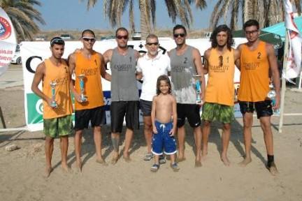 CAMELOT BEACH CLUB'TA SPOR DUR DURAK BİLMİYOR