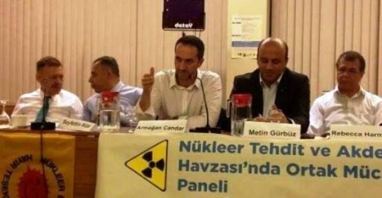 CANDAN: KIBRIS, AKKUYU NÜKLEER ENERJİ SANTRALİ'NE İSTANBUL'DAN DAHA YAKIN
