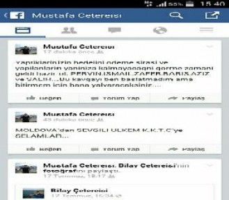 "ÇETEREİSİ, HERKESİ TEHDİT ETTİ"""