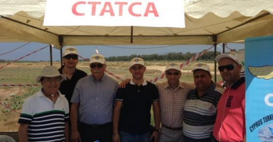 CTATCA İzmir'de Havacılık sektöründe KKTC'i temsil etti