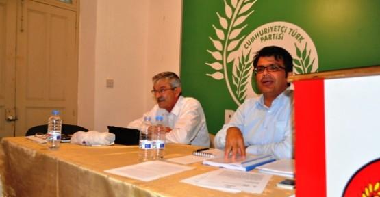CTP-BG ANAYASA DEĞİŞİKLİK ÖNERİLERİNİ GİRNE'DE TARTIŞTI
