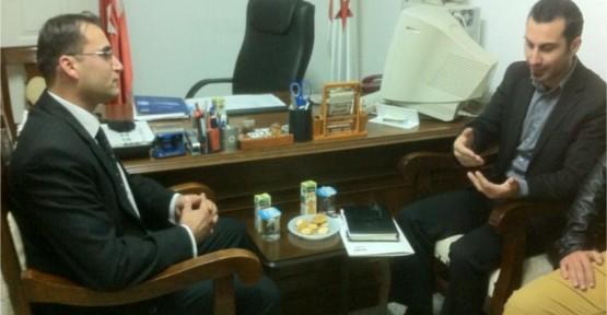 CTP-BG gençlik örgütü, Halkın Adalet Konseyi gençlik kollarıyla buluştu