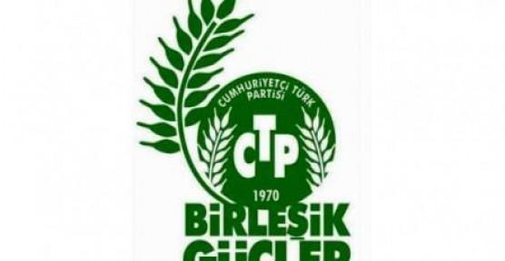 CTP-BG PARTİ MECLİSİ BU AKŞAM TOPLANIYOR