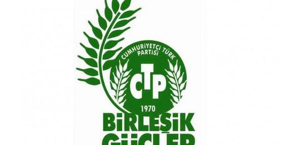 CTP SOMUT BİR KARAR ÜRETMEDİ!