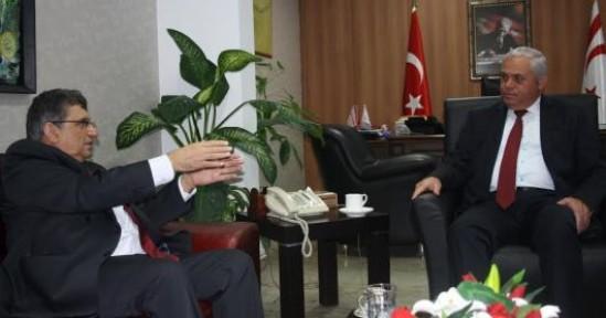 DAÜ, BET OFİSLERLE İLGİLİ SENATO KARARINI BAŞBAKAN'A İLETTİ