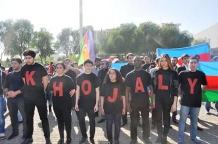 DAÜ'de Hocalı Katliamı 21. Yıldönümünde Kınandı