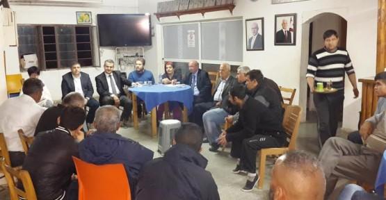 """""""DEĞİŞİMİN ADRESİ TDP'DİR"""""""