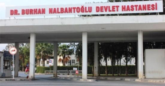 DEVLET HASTANESİ'NDE ÖNLEMLER ALINDI