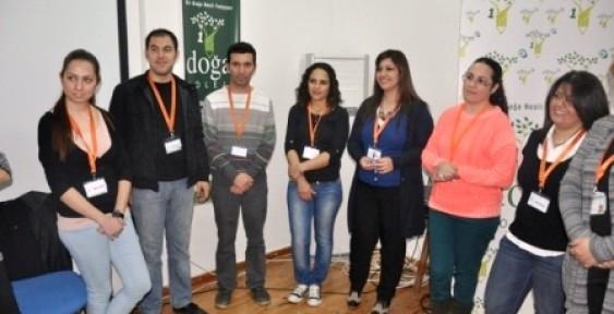 Doğu Akdeniz Doğa Koleji eğitimcilerine 'Takım Çalışması ve İletişim Etkinliği' düzenlendi.