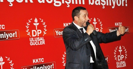 DP-UG LEFKOŞA ADAY ADAYLARI TANITILDI