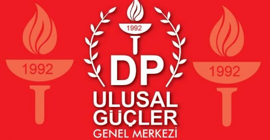 DP-UG LEFKOŞA İLÇE BAŞKANI İSTİFA ETTİ