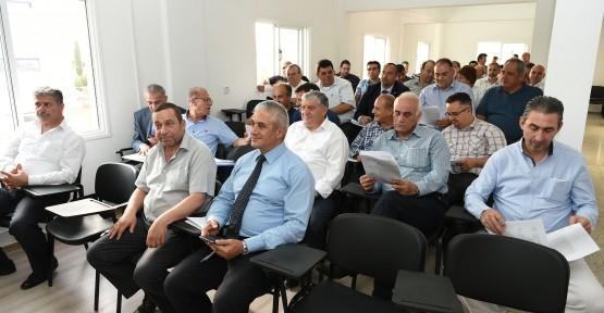DP-UG PARTİ MECLİSİ TOPLANDI