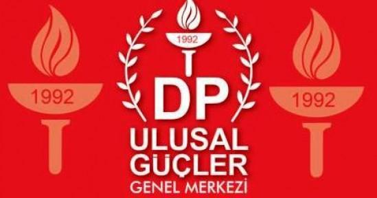 DP/UG  KURULTAYI PAZAR GÜNÜ YAPILIYOR
