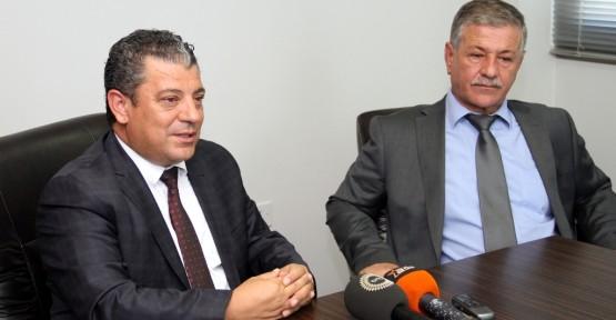 """""""DÜNYA NORMLARINDA BİR SEKTÖR YARATACAĞIZ"""""""